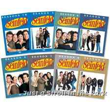 Jerry Seinfeld Complete TV Series Seasons 1 2 3 4 5 6 7 8 9 Box / DVD Set(s) NEW