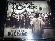 My Chemical Romance Welcome To The Black Parade Rare Aust CD Single