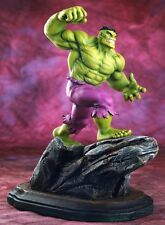 Incredible Hulk mini statue Matched set~Green & Gray~signed Ltd to 300~Bowen~Mib