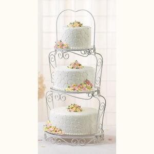 Tortenständer Wilton Graceful Tiers Cake Stand