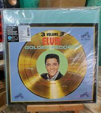 Elvis Presley Elvis Golden Records Volume 3 Import 2 LP 180g Vinyl New Sealed