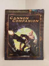 Shadowrun: Cannon Companion, RPG, Fasa, Softcover