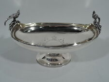 Ford & Tupper Bowl - Antique New York Centerpiece - American Sterling Silver