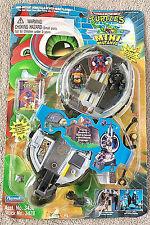 1995 TMNT Mini Mutants Donatello Sewer Hero Playset Ninja Turtles Playmates Rare