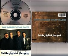 Robert Cray Band - Don't Be Afraid of the Dark (1988) WEST GERMANY PDO Blues