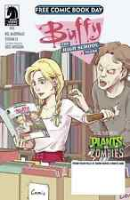 FCBD BUFFY HIGH SCHOOL & PVZ 1 FREE COMIC BOOK DAY VARIANT 2017