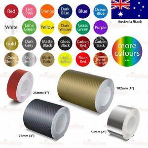 25mm 50mm 75mm 100mm Vinyl Pinstriping Pin Stripe Car Styling Tape Decal Sticker