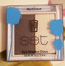 Napoleon Perdis - NP Set - Eye Shadow Duo - Martinique (Blue/Purple & White)