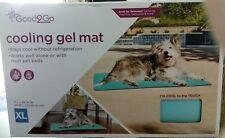Good 2 Go XL Cooling gel mat Sz 37 l x 29 w in Brand New Still in box