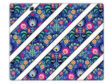 Samsung Galaxy Tab A 9.7 Tablethülle Flex Book Fantastic Tasche Volksmotiv