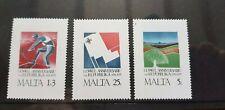 Malta 1975 Ist Anniversary of the Republic SG552/4 MNH
