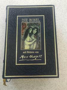 Die Bibel mit Bildern von Marc Chagall *Händler*