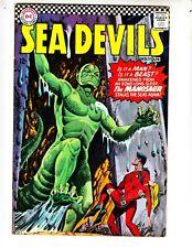 "Sea Devils 28 FVF (7.0) 4/66 ""The Manosaur!"""