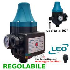 Presscontrol pressostato REGOLABILE acquacontrol pompa autoclave pressione acqua