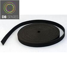 3D Printer GT2 Timing Belt, 10mm Width, Reprap Rostock Mendel Prusa