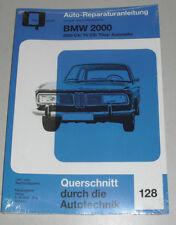 Reparaturanleitung BMW 2000 Neue Klasse incl. Coupé C / CA / CS + TI + tilux