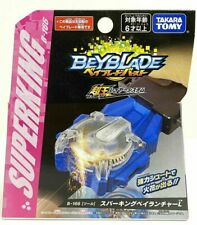 NEW Takara Tomy Super King B-166 Sparking Bey Launcher L Blue 2020 from Japan