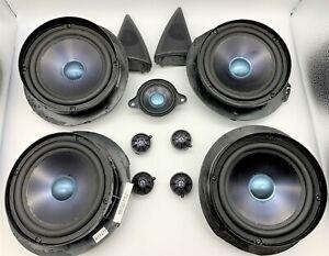 OEM 03-09 Mercedes-Benz E320 E350 E500 Harman Kardon Dash Door Speakers Tweeters