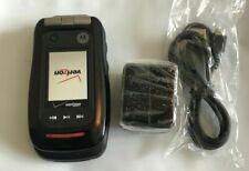Motorola Barrage V860 - Black Cellular Phone