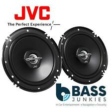 """JVC CS-J620X 6.5"""" inch 16 cm 600 Watts Pair 2 Way Coaxial Car/Van Door Speakers"""