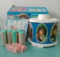 Kenner Easy Curl Hair Styling Toy 1968 Vintage Hair Care Toy