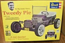 """Revell Ed """"Big Daddy"""" Roth'S Tweedy Pie '23 """"T"""" Street Roadster 1/25 Scale"""