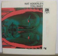 Nat Adderley/You, Baby/A&M Records/SP3005/VG++/RVG