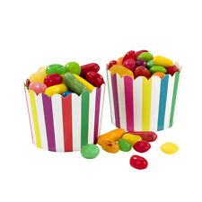 Multi-Coloured Treat Tubs For Boys or Girls Birthday Party Supplies Tableware