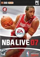NBA Live 07 - PC - DVD-ROM - VERY GOOD