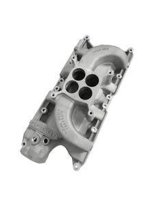 """Mustang Intake Manifold Aluminum 4V 260 / 289 / 302 """"COBRA"""" 1964 1/2 - 1973"""