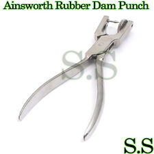Ainsworth Rubber Dam Punch SURGICAL DENTAL INSTRUMENTS