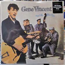 Gene Vincent LP: gene Vincent and the Blue Caps (1957/2016, NUOVO, 180 gram)