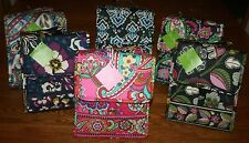 NWT Vera Bradley LUNCH SACK Insulated Bag tote bunch case box laminated cooler