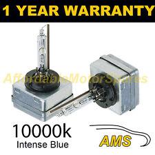 D1S Blu Intenso Xenon HID Lampadine Faro Proiettore 10000K 35W OEM FIT 2
