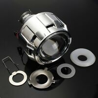 Motor Bi-Xenon Hid Proyector Ángulo Ojos Halo Lente Faro Delantero 2.5 Pulgada