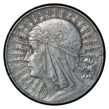 10 Złotych 1932 Poland