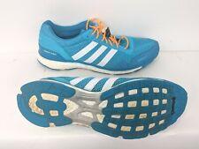 Adidas Adizero Adios Mens US 11 EUR 45.33 Blue Running Shoes (CG3043)