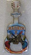 Hard Rock Cafe,MADRID,BOTTLE OPENER MAGNET V 14