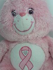 Care Bear Pink Power Bear 2008 Breast Cancer Awareness Bear