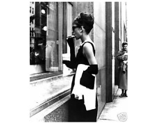 AUDREY HEPBURN 16x20 PHOTO PRINT BREAKFAST AT TIFFANY'S FILM MOVIE POSTER