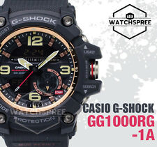 Casio G-Shock Master of G Mudmaster Series Watch GG1000RG-1A AU FAST & FREE*