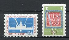 28166) RUSSIA 1958 MNH** Nuovi** Architects 2v