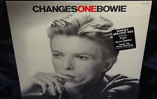 David Bowie Changes One Sealed Vinyl Record Lp Album USA Orig 1976 Promo Hype