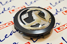 GENUINE Vauxhall CORSA D E GRIFFIN WHEEL CENTRE HUB / CAP BLACK - NEW - 13362858