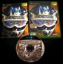 MX 2002 FEATURING RICKY CARMICHAEL Xbox Versione Italiana  ○○○○○ COMPLETO