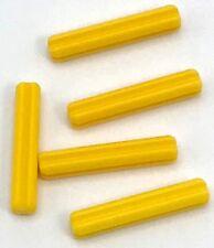 Lego 5 New Jaune Technic Voiture Camion Essieu 3 Pièces