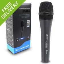 Sennheiser E845 Dynamic Handheld Microphone Vocalist Singer Mic Wired DJ Disco