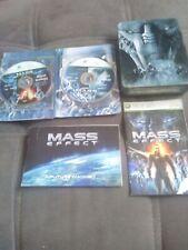 Jeux Mass Effect Édition Collector Limitée Xbox 360