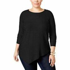 Maglione da donna neri in lana
