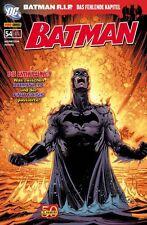 BATMAN 3. Serie # 54 - R.I.P. - PANINI COMICS 2011 - TOP